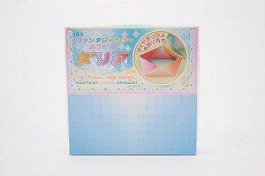 Papel P/ Origami 7,5x7,5cm 006017-200 Dalia (200fls)