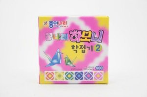 Papel P/ Origami 5x5cm EC22K1 Floral Harmony Paper 2 346 (102fls)