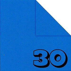 Papel de Origami 15x15cm Liso Dupla Face Azul AC11Y5-6 (30fls)