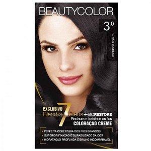 Tintura Beauty Color 3.0 Castanho Escuro