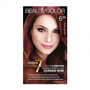 Tintura Beauty Color 6.66 Vermelho Intenso