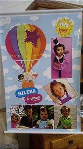 Banner Personalizado Med. 70x120cm