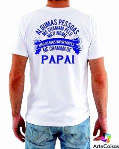 "Camiseta ""Dear Family"" gola careca Feminina e Masculina"