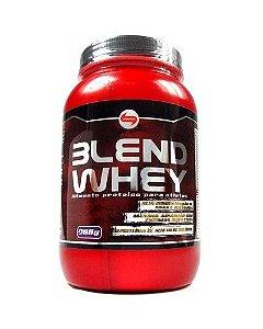 Blend Whey Morango - Vitafor