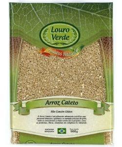 Arroz Cateto 500g - Louro Verde