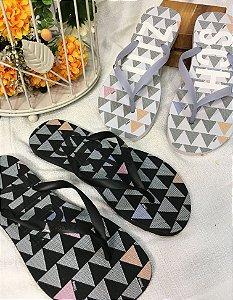 Chinelo Flip Flop Schutz Triangulo