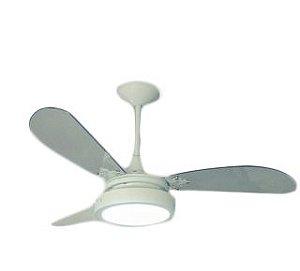 Ventilador de Teto Branco SLIM LED 3 pás Venti-Delta