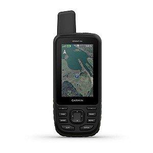 Garmin Gpsmap 66s GPS portátil e comunicador por satélite