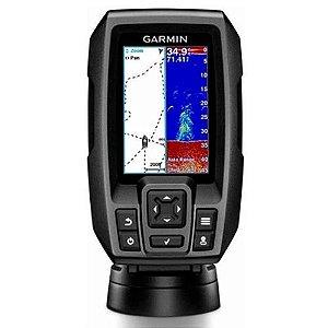 Sonar GPS Garmin Striker 4 + Transducer