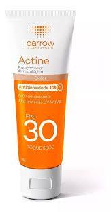 Actine Protetor Solar FPS 30 Darrow cor universal - 40g