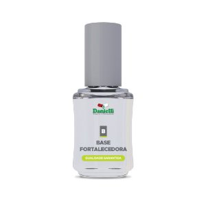 Bio cálcio  Ln- 2 out  Bioex cereais  Efaderma  Queratina e Base incolor             BASE FORTALECEDORA - 10ml