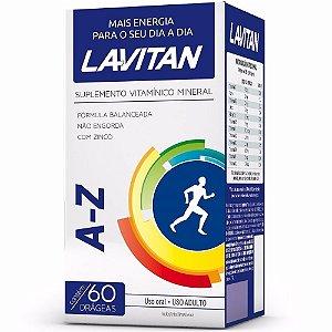 LAVITAN A-Z- 60 COMPRIMIDOS REVESTIDOS