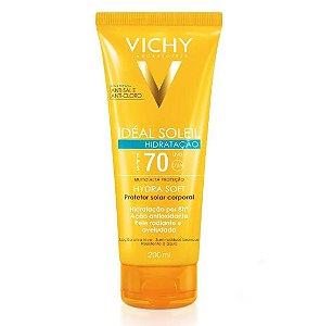 Protetor Solar Vichy IDÉAL SOLEIL HYDRA SOFT FPS 70- 200ML