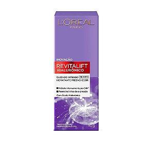 Creme Anti-idade para Olhos L'Oréal Paris - Revitalift Hialurônico - 15g