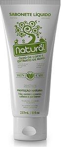 Sabonete Líquido Óleo de Coco e Extrato de Romã 237mL - Natural