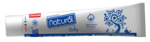 Gel Dental Baby Extratos de Banana, Camomila e Erva-Cidreira 50g - Natural