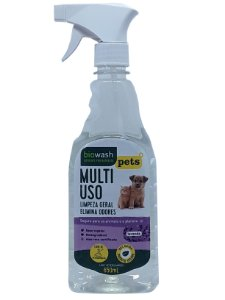 Pet - Multiuso Lavanda 650mL - Biowash