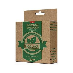 Refil - Fio Dental Ecológico - 2 refis de 30m - Orgânico Natural