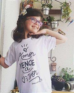 Camiseta #amejulianovaes Adulto