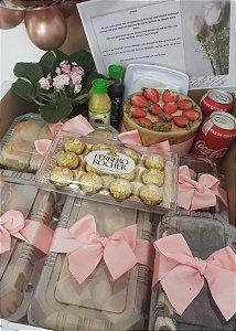 Festa na Caixa com Ferrero Rocher