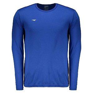 Camisa Masculina Matis 2 Manga Longa IX Azul Royal Penalty