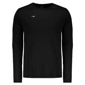 Camisa Masculina Matis 2 Manga Longa IX Preta Penalty