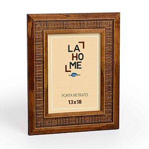Porta Retrato de Madeira 13x18 Modelo 1 Decorglass