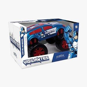 Carro Capitão Universal Azul Mielle Brinquedos