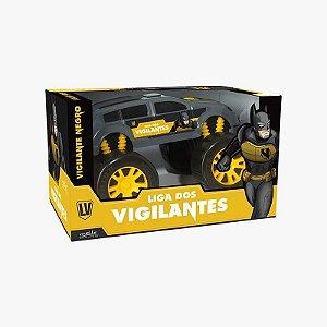 Carro Vigilante Negro Mielle Brinquedos