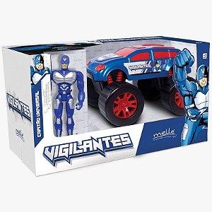 Super Capitão Universal com 3 Peças Mielle Brinquedos