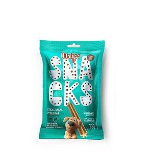 Petisco Snacks Sticks Cães Raças Pequenas Quatree