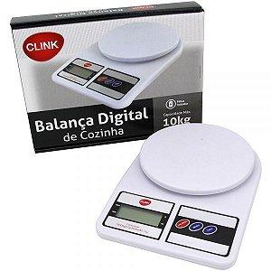 Balança Digital de Cozinha de Precisão Clink