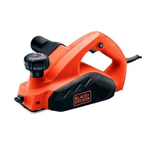 Plaina Elétrica 650W Profissional 2mm 7698 Black+Decker