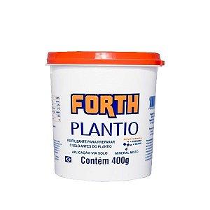 Fertilizante para Plantas Plantio 400g FORTH