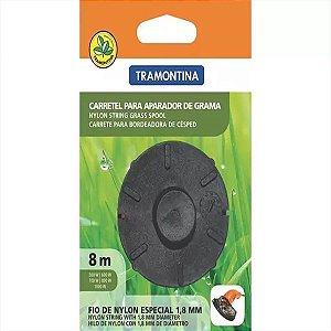 Carretel Nylon para Aparador de Grama 1,8mm 8m Tramontina