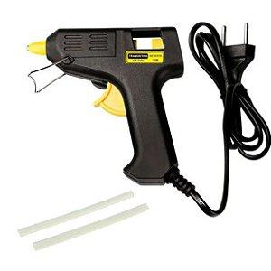 Pistola Elétrica para Cola Quente 10W Bivolt Tramontina