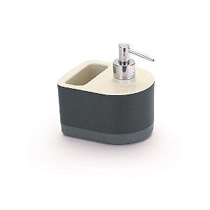 Dispenser para Detergente e suporte para Bucha Arthi