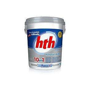 Cloro Granulado para Piscina 10 em 1 10Kg Hth