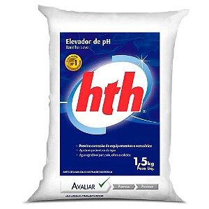 Elevador de PH Barrilha Leve 1,5 KG HTH