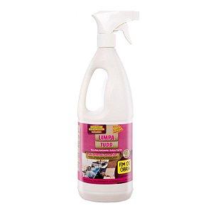 Limpa Tudo Desincrustante Extra Forte 1 L Fim de Obra