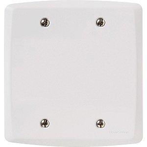 Placa Cega 4x4 Lux² Branca 11,5 x 12,5cm Tramontina