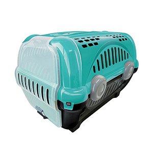 Caixa para Transporte Luxo N.2 Verde Furacão Pet
