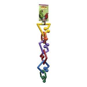 Brinquedo para Pássaros Bird Toy G Furacão Pet
