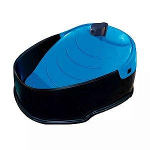 Fonte Pop Azul para Cães e Gatos 3 Litros Furacão Pet