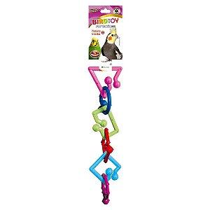 Brinquedo para Pássaros Bird Toy P Furacão Pet