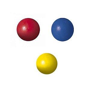 Brinquedo Bola Maciça Lisa 80mm Furacão Pet