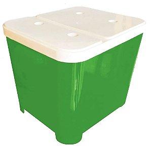 Porta Ração Container 15kg para Cães e Gatos Furacão Pet