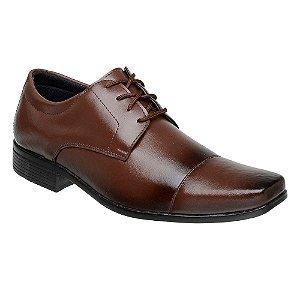 Sapato Social Masculino Marrom com Cadarço Torani SLZ