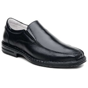 Sapato Casual Masculino  Bico Quadrado Ranster