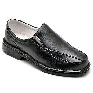 Sapato Masculino Ranster Comfort Palmilha Massageadora Pele Carneiro